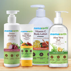 Essential Mamaearth Body Care Hamper to Adoor