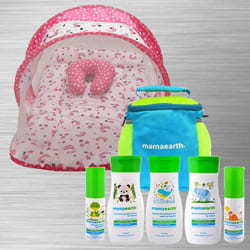 Tender New Born Baby Care Hamper to Ahmedabad