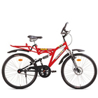 Iconic Hercules MTB Turbodrive Rebellio 619 Bicycle to Barrackpore