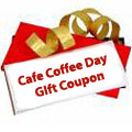 CAFE COFFEE DAY gift coupon Worth Rs. 750/- to Guwahati