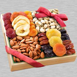 Premium Dry Fruits Tray to Adugodi