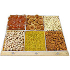 Ambrosia�s Fancy Dry Fruit and Toffee Pack to Gurgaon