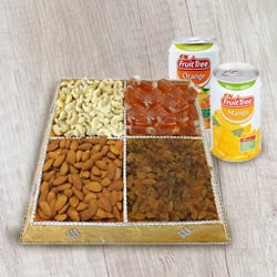 Energy�s Thrive Dry Fruit and Beverage Pack to Gurgaon