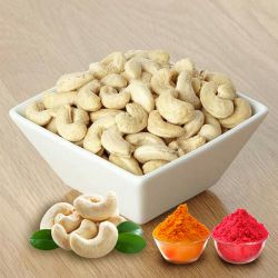 Cashews to Ariyalur