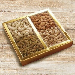 Assorted Dry Fruits 1 Kg (Gross Weight) to Baraut