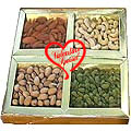 Assorted Dry Fruits  to India
