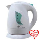 Designer Orpat OEK-8127 Electric Kettle to Baraut