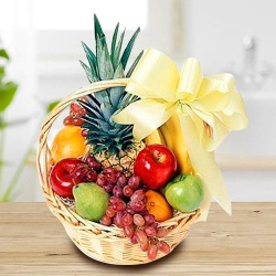 Fresh Fruits Basket 2 Kg to Chennai