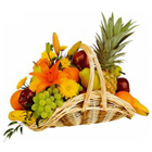 Fresh Fruits Basket 5 Kg to Agra