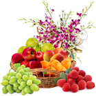 Memorable Fresh Fruits Cradle to Chennai