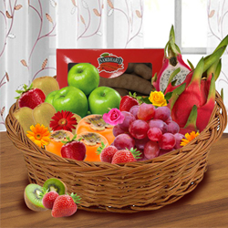 Imported Fruits Basket (5 kgs) to Ajmer