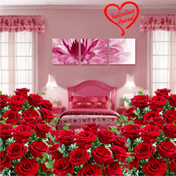 Room Full of Roses to Anand