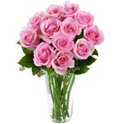 Amazing Assortment of Roses in a Vase to Trichur