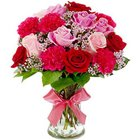 Summer Bloom Bouquet of 12 Mixed Flowers to Noida