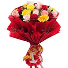 Divine Dreamland Flowers Bouquet to Chandigarh