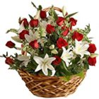 Beaming Special Premium Arrangement of Darling Flowers to Guwahati