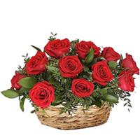 Everlasting Anniversary Red Rose Arrangement to Chavara