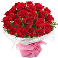 Fabulous Red Roses Bunch