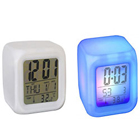 Trendy Cube Shaped Colourful Alarm Clock to Ayikkara