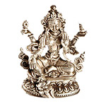 Pure Silver Lakshmi  to Chandigarh