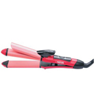 Elegant Novas 2 in 1 Hair Straightener for Lovely Lady to Agroli
