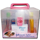 Johnson and Johnson-Baby Gift Set to Bahana
