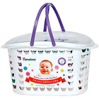 Himalayas Nurturing-the-Infant Baby Care Gift Basket to Yamunanagar