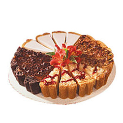 Taj or 5 Star bakery heavenly assorted Pastries to Hyderabad