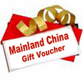 Exclusive food vouchers worth Rs.2000 from Mainland China  to Gurgaon