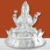Marvelous Shri Lakshmi Idol to Adipur