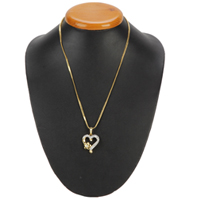 Magnificent Heart Shaped Pendant to Taran