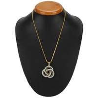 Barded-with-Romance Brouillon Diamond Pendant with Chain to Cochin