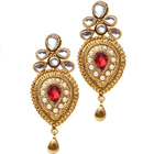 Nuzzling Glamour Earrings from Avon to Varanasi
