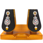 Choicest Ravishment Earrings Set to Chandigarh