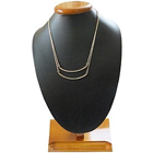 Outstanding Avon Rhinestone Boat Necklace to Aluva