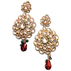 Charismatic Gayatri Earrings Set Brought to You by Avon to Bangalore