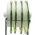 Emerald Electroplated And White AD Studded Bangle Set to Taran Taran