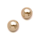 Simple and Elegant Looking Faux Pearl Pair of Earrings to Balod