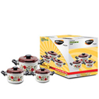 Nirlep 3 Pc Enamelware Gift Set to Bihar