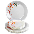 LaOpala Melody 12 Pieces Dinner Set to Banka