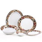 Luminarc Dinner Set 21-piece to Araria