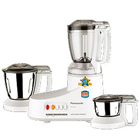 Remarkable Mixer Grinder Supplemented with 3 Jars from Panasonic to Araria