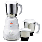 Splendid Bravo Mixer Grinder with 3 Jars from Bajaj to Calcutta