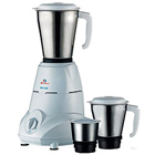Remarkable Bajaj 3 Jar White Mixer Grinder to Cochin