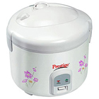 Superb Electric Rice Cooker of Prestige Delight with Detachable Power Cord to Faridabad