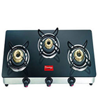 Premium Prestige Glass-Top Gas Burner Oven to Bihar