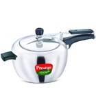 Prestige Apple 5 Litres Aluminium Pressure Cooker  to Chandigarh