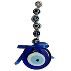 Lucky charm evil eye to Varanasi
