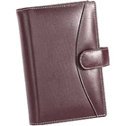Stylish Brown Leather Organizer to Trichy