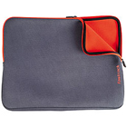 Grey and Orange Laptop Sleeve Backpack from Titan Fastrack to Udaipur